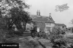 Darton Hall c.1960, Darton