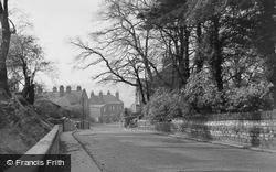 Station Road c.1960, Darton