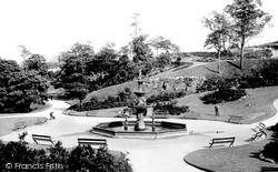 Darwen, Bold Venture Park 1895