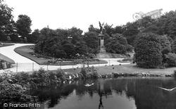 Darwen, Bold Venture Park c.1960