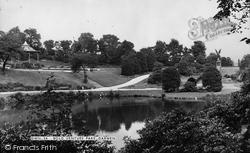 Bold Venture Park c.1960, Darwen