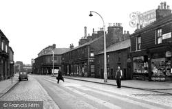Darwen, Duckworth Street c.1955