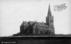 Darwen, St John's Church 1896