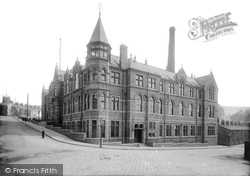 Technical School 1895, Darwen