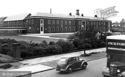 Darwen, The Grammar School c.1955