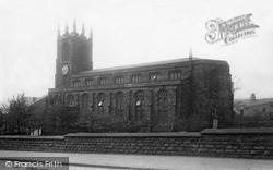 Darwen, Trinity Church 1896