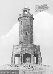 Darwen, Victoria Tower c.1935