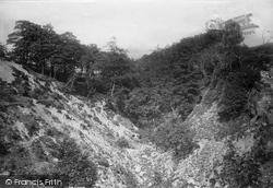Darwen, View Near Whitehall Park 1895