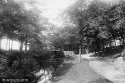 Whitehall Park 1895, Darwen