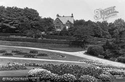 Darwen, Whitehall Park c.1955