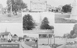 Datchet, Composite c.1950