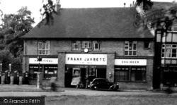 Datchet, Frank Jarrett's, Mays Crossing c.1950
