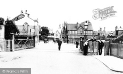 Datchet, High Street 1905