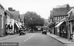 Datchet, High Street c.1945