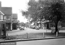 Datchet, High Street c.1950
