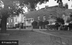 Datchet, Old Bridge House c.1950