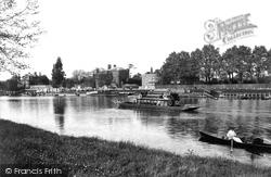 Datchet, Riverside 1905