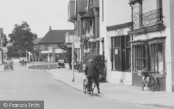 Datchet, Shops By The Green c.1950
