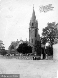 Datchet, St Mary's Church 1905