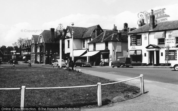 Datchet, the Green 1963