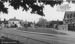 Datchet, The Green c.1950