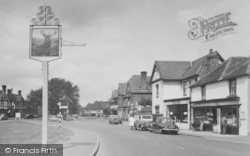 Datchet, The Green c.1955
