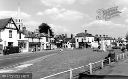 Datchet, The Green c.1965