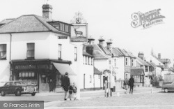 Datchet, The International Stores, The Green c.1965
