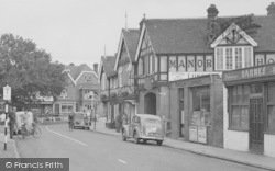 Datchet, The Manor House Hotel c.1950