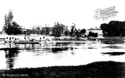 Datchet, The Thames 1905