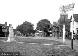 Datchet, War Memorial c.1950