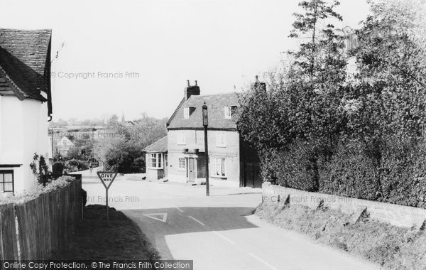 Photo of Datchworth, The Tilbury c.1965