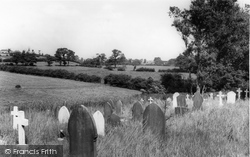 Davenham, General View c.1965
