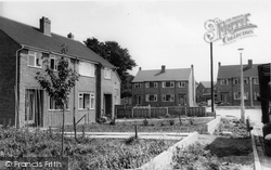 Davenham, The Estate c.1965