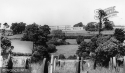 Davenham, The Grammar School c.1965