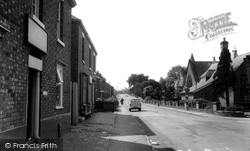 Davenham, The Village c.1960