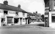 Davenham, the Village c1965