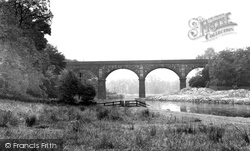 Davenham, Vale Royal Viaduct c.1955