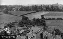 Davenham, View From Church Tower c.1955