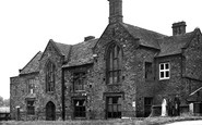 Daventry, Abbey Buildings c1950
