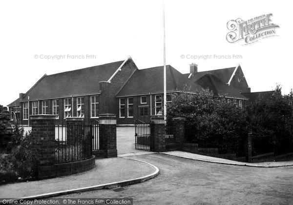 Daventry, Grammar School c1965