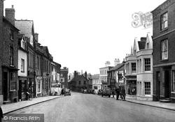 Daventry, High Street c.1948