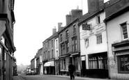 Daventry, Sheaf Street c1955