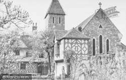 Davington, Priory c.1930