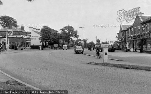 Photo of Davyhulme, Lostock Road c.1955