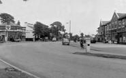 Davyhulme, Lostock Road c1955