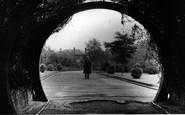 Davyhulme, the Archway c1955