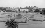 Davyhulme, the Circle c1955