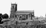 Dawley, Holy Trinity Church c1955