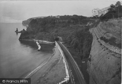Coryton Cove 1922, Dawlish